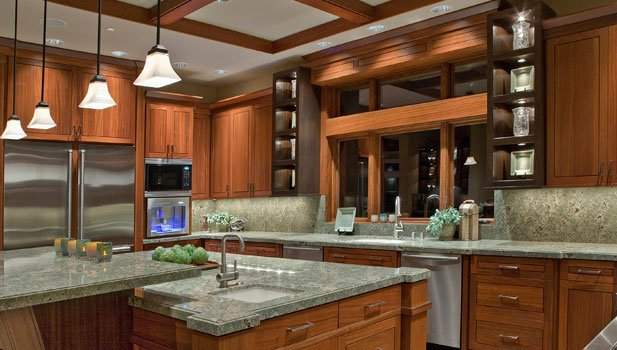 kitchen-quartz-maple-valley