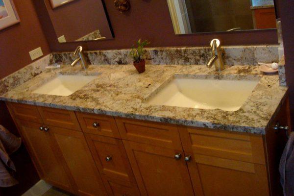 Vanity-Install-Laurelhurst-WA
